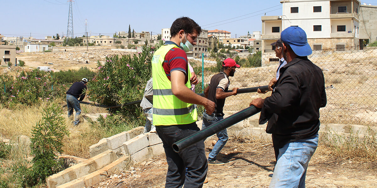 Improving the Livelihood Conditions of Lebanese Host Communities and Syrians Working in Agriculture