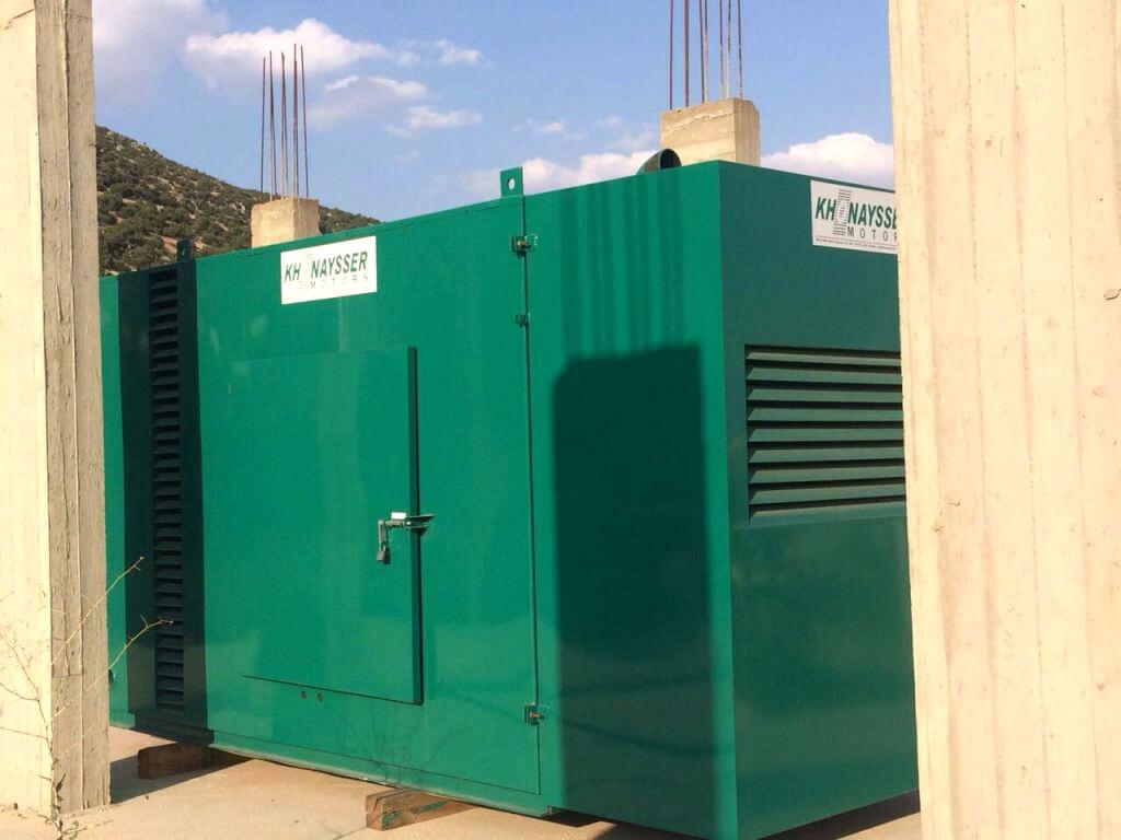 150 KVA Generator