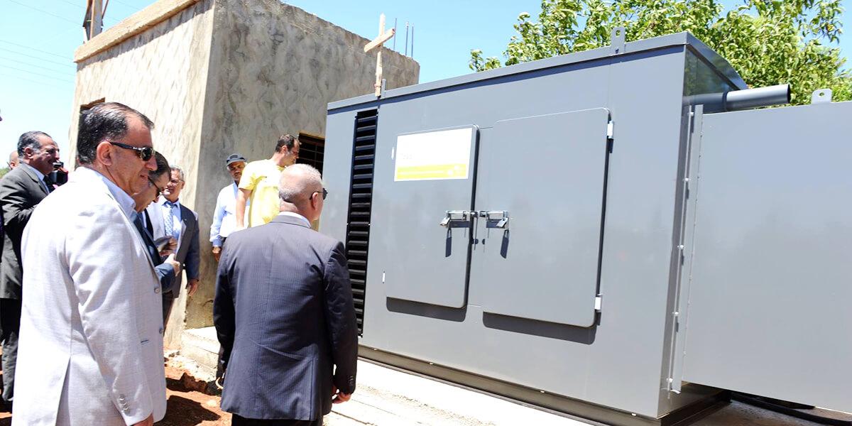 Generator for an Artesian Well