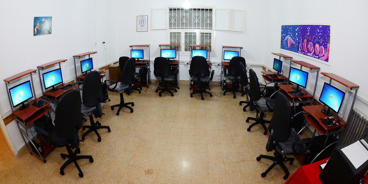 Computer Room and Furniture for Orphanage