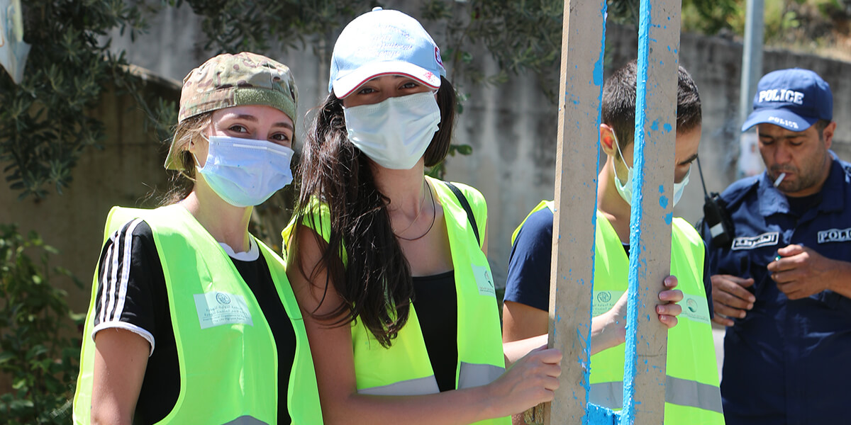 Youth in Central and West Bekaa Actors for Social Change